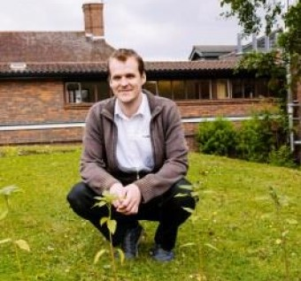 One man on a mission to Green the NHS