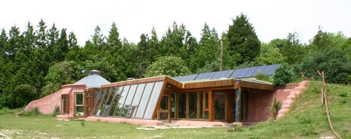 Saving Earthship Brighton The Eco Community Centre