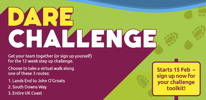 Step up to the Challenge!
