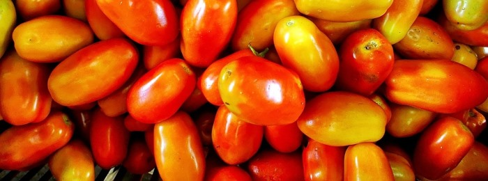 tomato salad for an easy lunch