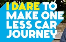 Dare to take one less car journey