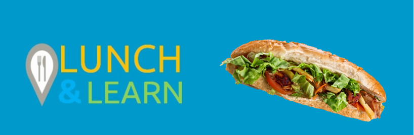 Lunch and learn from Feb to May