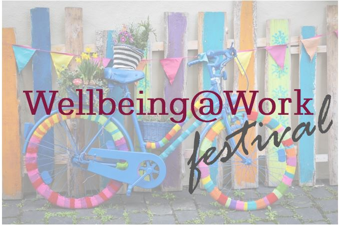 Wellbeing at Work Festival is back!