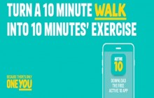 Active 10 – Take 10 and feel the difference