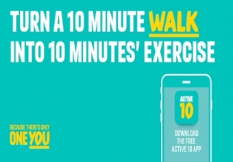Active 10 - Take 10 and feel the difference