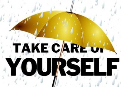 #selfcare is #sustainableheathcare
