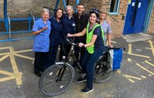 Pedal Power for a Greener NHS