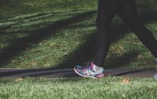 Walk your way to physical fitness