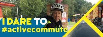 Pledge to #activecommute