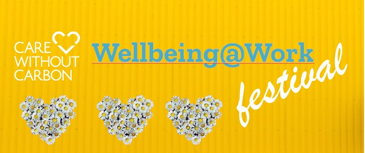 Get ready for Wellbeing at Work Festival 2020