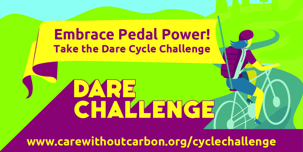 Embrace Pedal Power