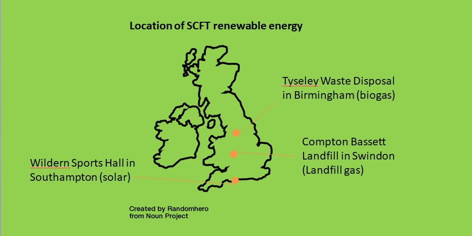 Sussex Community go for 100% renewable energy