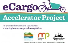 E-cargo bike support for Sussex Partnership and Community staff based in Brighton and Hove